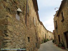 Los Pobres También Viajamos : Tres pueblos bellísimos en el Baix Empordà