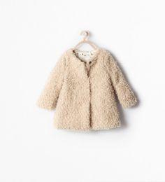 Image 2 of SHEEPSKIN COAT from Zara