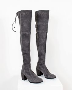 Brand Name Shoes, Riding Boots, Knee Boots, Fashion, Horse Riding Boots, Moda, Fashion Styles, Knee Boot, Fashion Illustrations