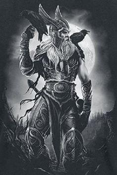 odin tattoo odin tattoo - odin tattoo vikings - odin tattoo sleeve - odin tattoo symbols - odin tattoo design - odin tattoo vikings norse mythology - odin tattoo for women - odin tattoo mythology Art Viking, Viking Symbols, Viking Life, Viking Ship, Viking Woman, Tattoo Odin, Valkyrie Tattoo, Tattoo Wolf, Arm Tattoo
