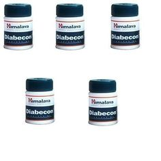 5x Himalaya Herbal Diabecon DS DOUBLE STRENGTH free shipping i #HimalayaHerbal