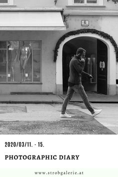 """March 2020 will go down in the annals as a historically significant month. The photo  diary """"11.03. - 15.03.2020: 5 days in March 2020""""  is an attempt to capture my personal impressions in a photo artistic way. It is the first part of a photographic series that deals in an artistic way with the globally most important theme of this time. And: maybe there will be an exhibition on this topic in the salzburg fine art photo gallery STROB Galerie in the near future ;-) ? Photo Art Gallery, Photo Galleries, How To Take Photos, My Photos, A Days March, Photo Walk, Photo Style, Fine Art Photo, Photo Diary"""