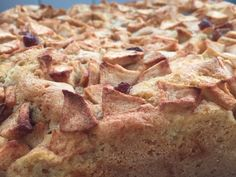 Apple Recipes, Cake Recipes, Food Cakes, Cooking Classes, Pound Cake, Cake Cookies, Banana Bread, Sweet Tooth, Oven