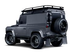 // Land Rover Defender - Twisted Performance