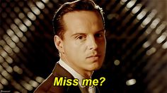 "How The Finale Of ""Sherlock"" Series 3 Broke Twitter Emotionally"