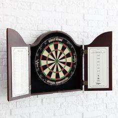 Viper Deluxe Bristle Dart Board Combination