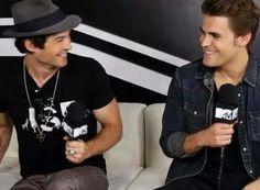 Paul and Ian!!!