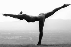 Yoga is beautiful, but nude yoga is even better