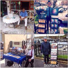 Public Witnessing around the world.