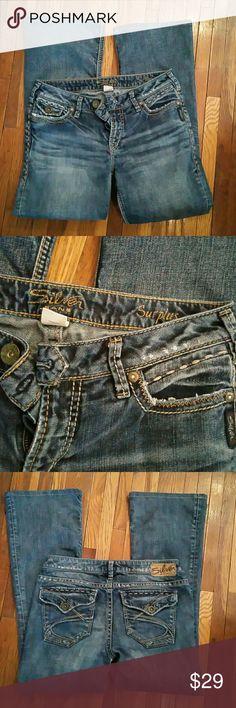 Silver Jeans Silver Surplus Jeans, 29/31 Silver Jeans Jeans Boot Cut