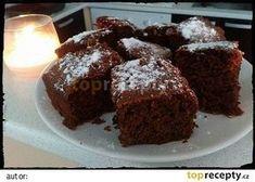 Andělsky nadýchaný perník Food And Drink, Pudding, Cakes, Custard Pudding, Pastries, Torte, Puddings, Cookies, Avocado Pudding