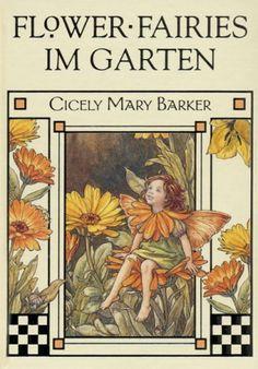 Flower-Fairies Im Garten
