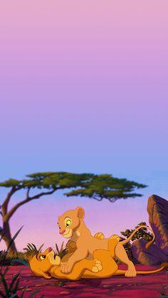 The lion king wallpaper the lion king wallpaper - disney stuff . - Disney The Lion King wallpaper Disney Pixar, Art Disney, Disney Kunst, Disney And Dreamworks, Disney Cartoons, Disney Love, Disney Stuff, Simba E Nala, Roi Lion Simba
