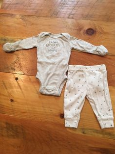e733c786f Carters Newborn Longsleeve And Pants Outfit #fashion #clothing #shoes  #accessories #babytoddlerclothing