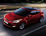 I'm not big on the super futurisitic look but this is a nice balance:Hyundai Veloster