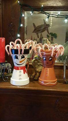 Christmas Clay, Diy Christmas Gifts, Christmas Projects, Christmas Decorations, Christmas Ornaments, Snowman Ornaments, Christmas Wedding, Snowmen, Christmas Tree
