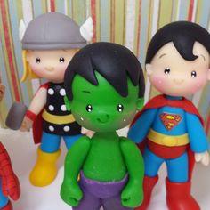 14 Me gusta, 0 comentarios - Manuela Abelleira (@manuela_abelleira) en Instagram Fondant Girl, Superman Cakes, Superhero Cake, Cute Clay, Craft Day, Clay Design, Clay Figures, Pasta Flexible, Foam Crafts