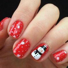 Newest Christmas Nail Ideas for Christmas Sweater Nail Art Designs Ideas; easy and cute Christmas nails; Christmas Nail Art Designs, Holiday Nail Art, Winter Nail Art, Winter Nails, Holiday Mood, Beach Holiday, Christmas Design, Cute Christmas Nails, Christmas Manicure
