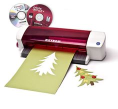 Xyron - Digital Cutter - Wishblade with C and C01 Software at Scrapbook.com $379.99
