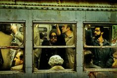 Vintage Photos Reveal the Gritty NYC Subway in the 70s and 80s by Willy Spiller