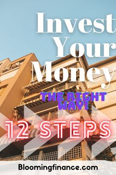 Looking for a helpful resource on how to invest? This guide will answer all your most pressing questions Ways To Become Rich, How To Get Rich, Money Tips, Money Saving Tips, Get Out Of Debt, Managing Your Money, When You Know, Money Matters, Financial Planning