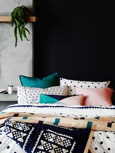 Sage and Clare - The Caravan Collection Decor, Bedroom Inspirations, Home Bedroom, Bedroom Decor, New Room, Soft Furnishings, Interior Design, Home Decor, Living Spaces