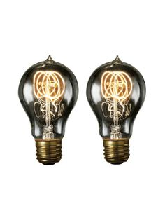 Bulbrite Nostalgic Smoke Edison Bulbs  sc 1 st  Pinterest & The first Incandescent Light Bulb was invented by Thomas Edison in ...