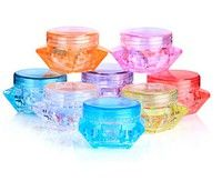 Wish | 10PCS Eyeshadow Clear Hot Cosmetic Container Makeup Empty Jar Pot Face Cream New