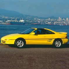Sporty, stylin', and now 30 years old: the ‪#‎MR2‬. ‪ #TBT‬ #FortLauderdale #OaklandPark #Toyota #LiptonToyota