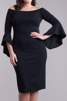 SJK Fashion > Plus Dresses > #PLUS-D19970 − LAShowroom.com