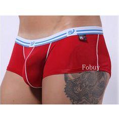 Man's underwear red1