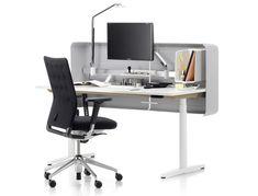 ronan + erwan bouroullec: tyde adjustable tables for vitra