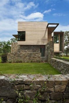 Striking modern dwelling in South Carolina: Bray's Island  by Surber Barber Choate & Hertlein Architects