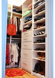 Closet Organization Ideas! - Home and Garden Design Idea's