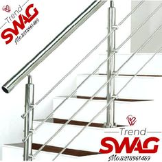 Steel 202 Grade=210 Rs per kg    We are Manufacturing All types of steel Railing windows grills and metal main gates security grills etc  Steel furniture manufacturer in Bareilly Uttar Pradesh , mumbai , Maharashtra , noida , delhi , Bangalore , west bengal , kolkata , haryana , bihar , Andhra Pradesh , himachal pradesh , Uttara khand , all over india Service availability Home delivery services available for all over india Fast Manufacturing service  get it now in just one click Call us at  821 Steel Stair Railing, Steel Stairs, Mumbai Maharashtra, Kolkata, Types Of Steel, West Bengal, Steel Furniture, Furniture Manufacturers, Grills
