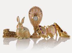 Faberge Egg style - Keren Kopal 2012 Catalog