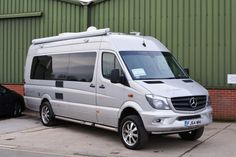 Mercedes-Benz Sprinter 319 CDI BlueEfficiency 4x4 McLaren Motorhome