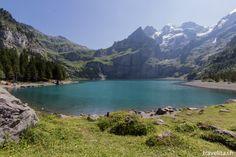 Oeschinensee #Switzerland memories - yeah, only one day left until my next #SwitzerlandWonderland tour ;)