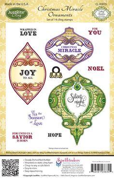 Christmas Miracle Ornaments