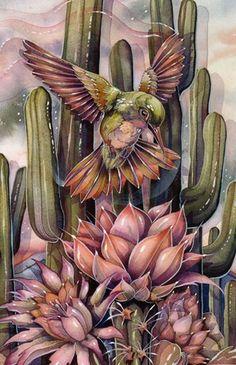 Hummingbird by Jody Bergsma
