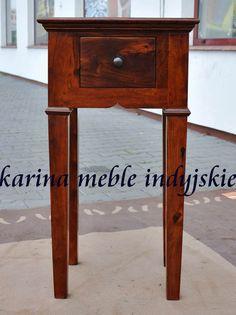 meble kolonialne - konsola z palisandru http://karinameble.pl/pl/p/konsola-stolik-pod-telefon-LD-418-brown/1957