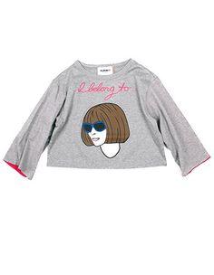 Yazbukey 'Anna' Short T-Shirt