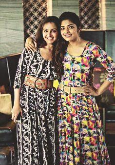 Manju Warrier & Rima Kallingal <3