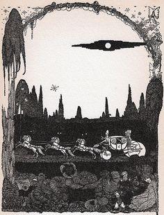 Harry Clarke Andersen's Fairy Tales