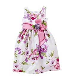 Shop for Jayne Copeland Little Girls 2T-6X Floral Dress at Dillards.com. Visit Dillards.com to find clothing, accessories, shoes, cosmetics & more. The Style of Your Life.