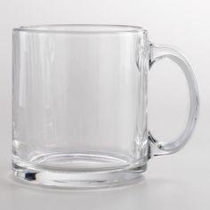 One of my favorite discoveries at WorldMarket.com: Coffee Mug, Set of 6