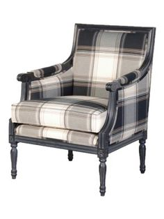 Love this chair for my black/gray/white with pops for my living room Accent Chairs For Living Room, My Living Room, Shabby Chic Armchair, Black Bedroom Design, Contemporary Armchair, Patterned Armchair, Farmhouse Dining Chairs, Chair Fabric, Occasional Chairs
