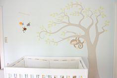 Monkey Theme Nursery