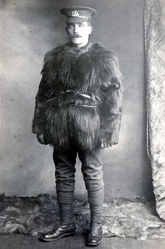 Australian soldier - 1915