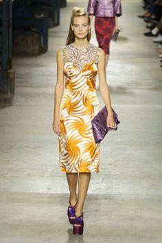 Dries Van Noten at Paris Fashion Week Spring 2016 - Livingly